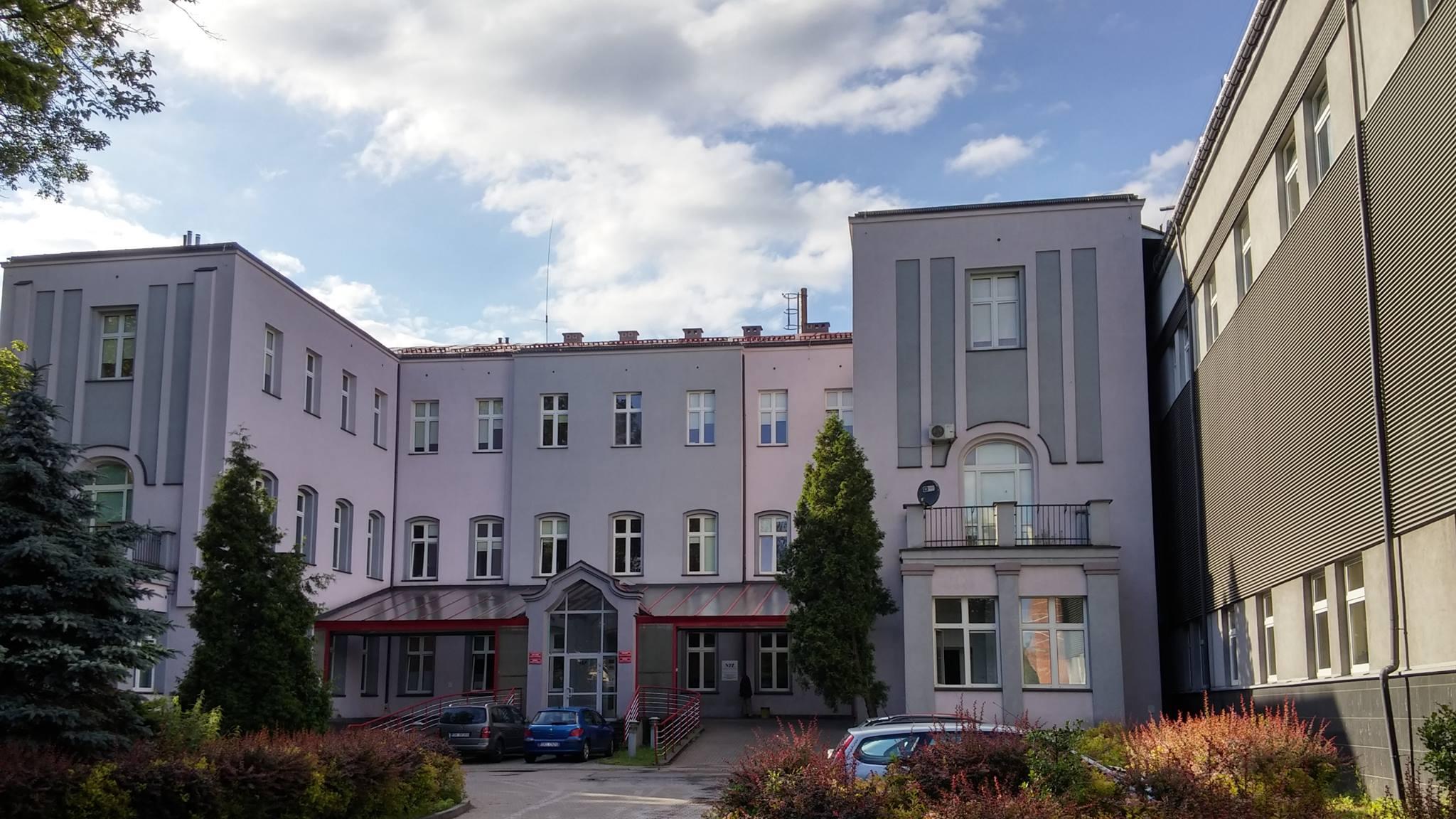 Szpital ul. Mirowska 15
